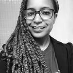 Nia Malika Dixon black and white